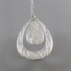2081A Frost Pendant